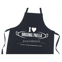delantal I love original paella from Valencia 2
