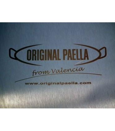Poele a Paella Gravées 9 x 4 cm Personnalisés