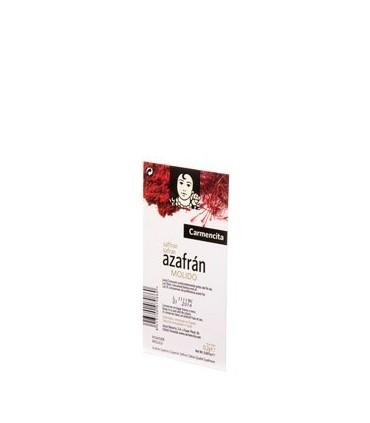 Azafrán molido extra 200 mg