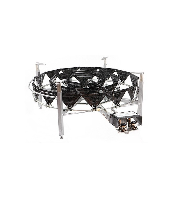 rechaud poele a paella geantes 900. Black Bedroom Furniture Sets. Home Design Ideas