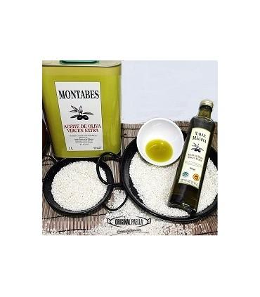 Huile D'Olive Paella